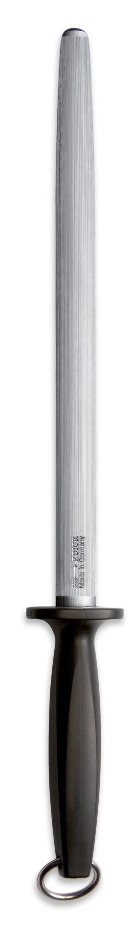Fleischerwetzstahl oval Klingenlänge 300 mm Standardzug