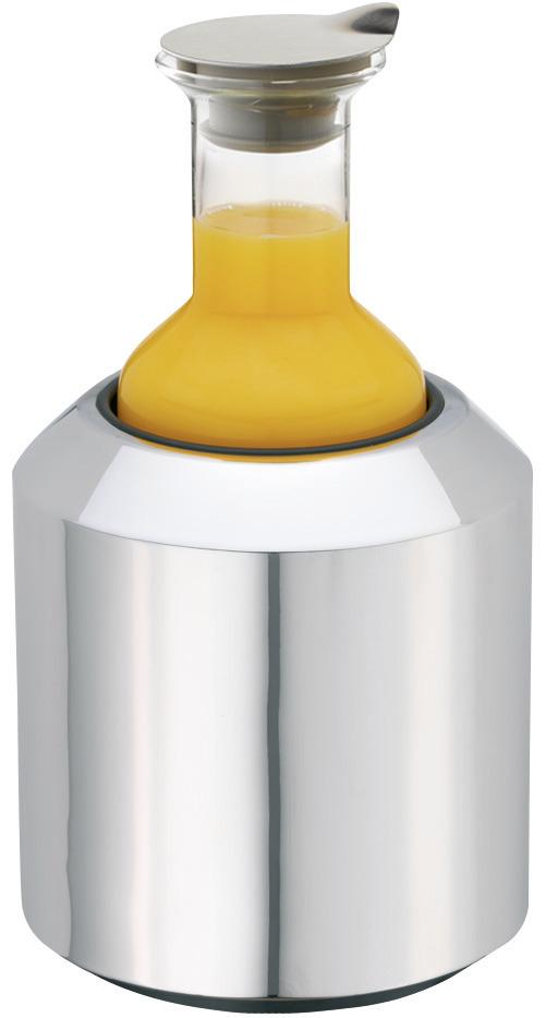 Getränke-Set Solo Edelstahl 165 mm inkl. 1 Kunststoffkaraffe 1,20 l