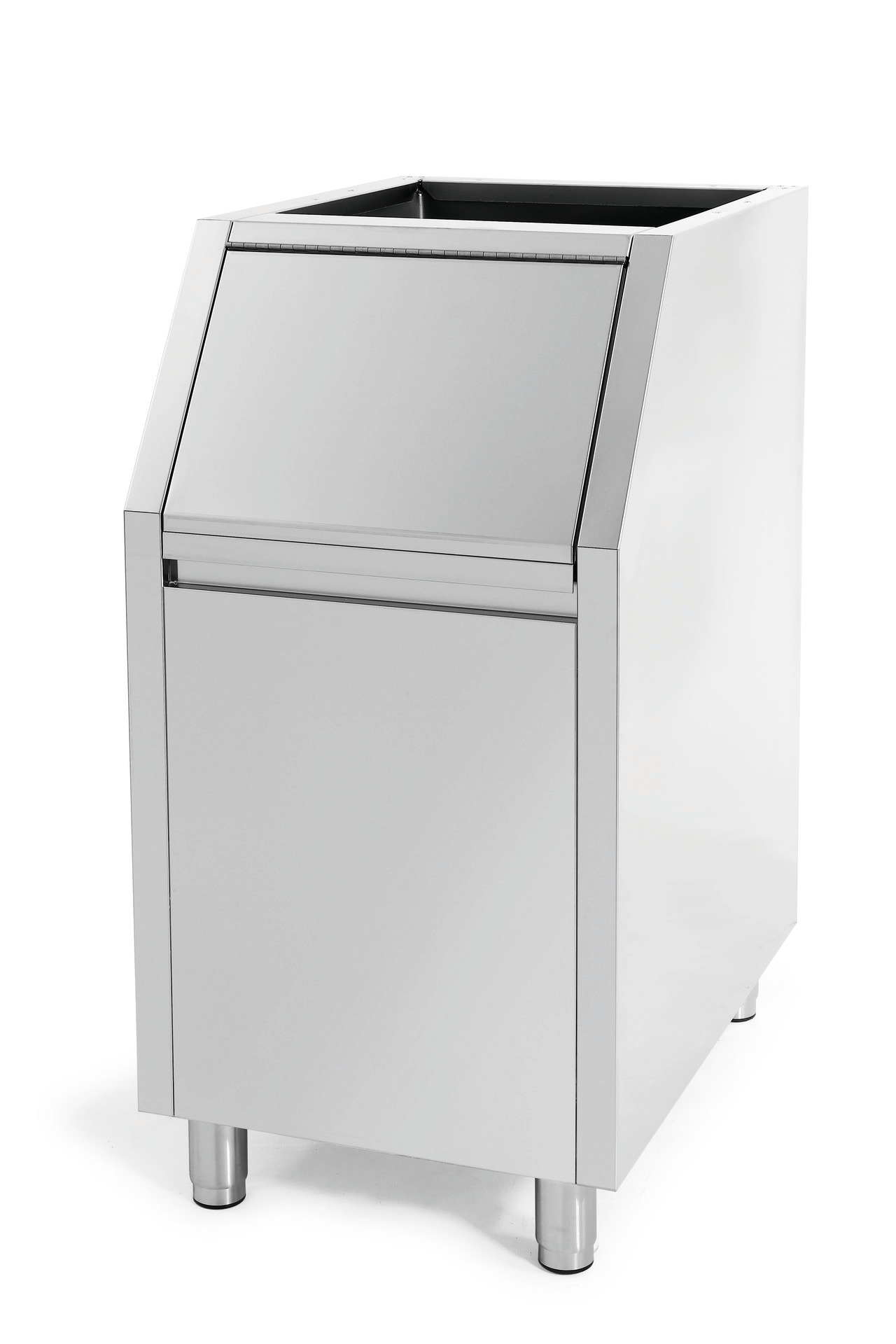 Vorratsbehälter, 100 kg Art.-Nr. des Eiswürfelbereiters angeben