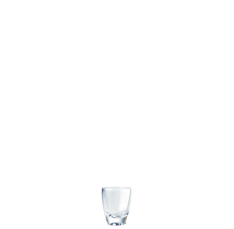 "Schnapsglas ""12"" 42 mm / 0,04 l transparent"