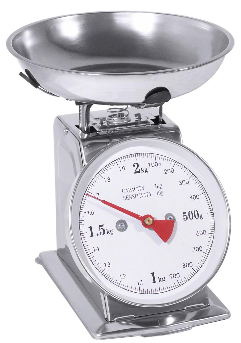 Küchenwaage 145 x 200 x 250 mm Nutzlast bis 2 kg