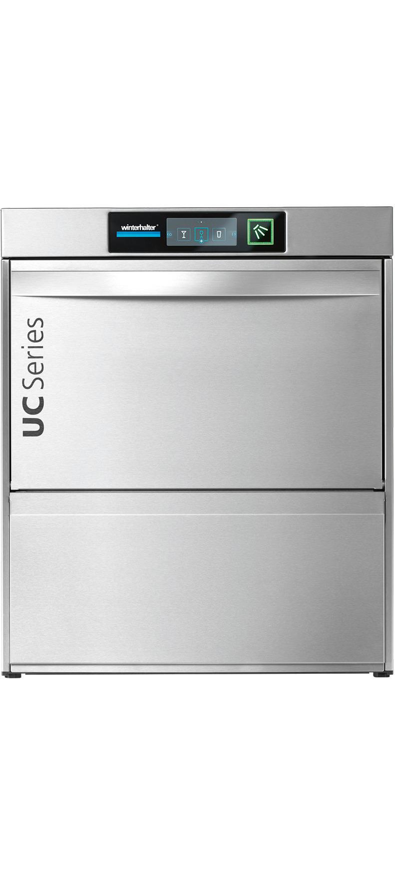 Gläserspülmaschine UC-M / 500 x 500 mm / mit Chemiebehälter / 400 V