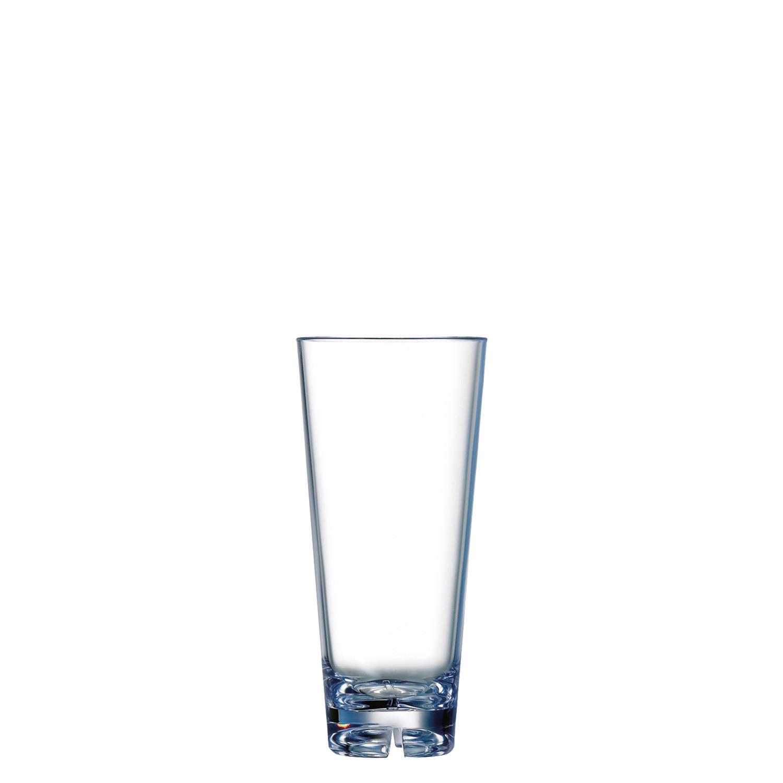 "Longdrinkbecher ""FH38"" 76 mm / 0,38 l transparent"