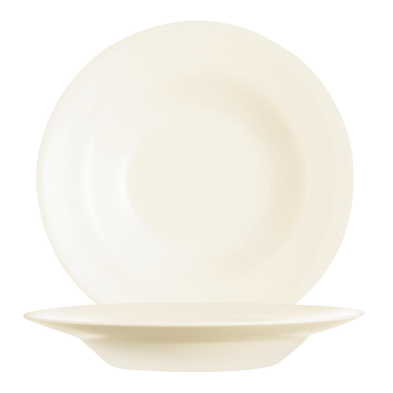 Pastateller 285 mm / 1,15 l cremeweiß