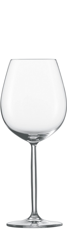 Wasser- / Rotweinglas 2er Set 100 mm / 0,61 l im Geschenkkarton