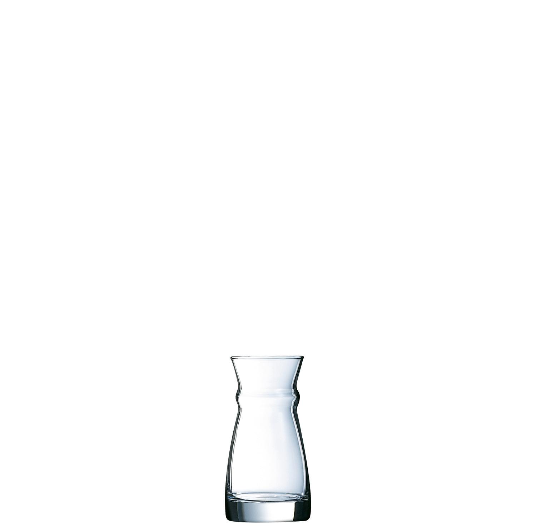 Karaffe 60 mm / 0,16 l 0,10 /-/ transparent