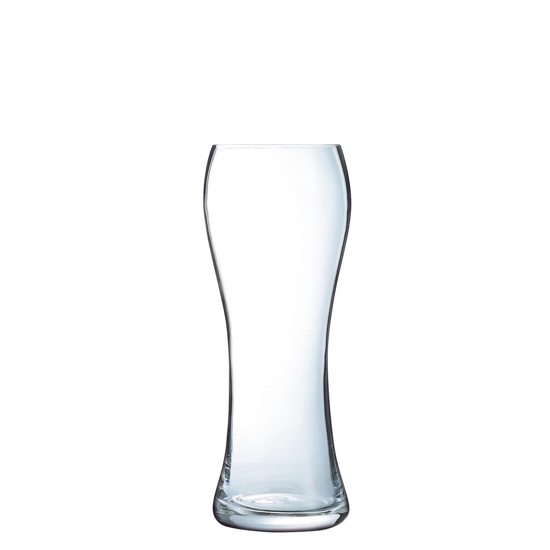 Weizenbierglas 82 mm / 0,59 l 0,50 /-/ transparent