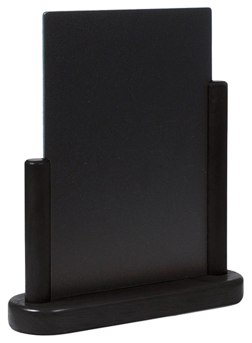Tischtafeln 210 x 150 mm DIN A5 schwarz