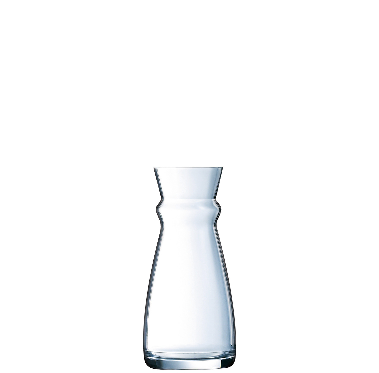 Karaffe 91 mm / 0,62 l transparent