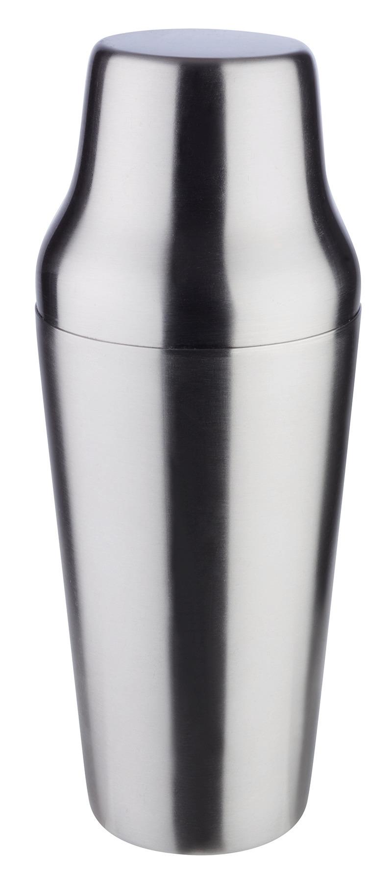 Parisian Shaker rund 0,70 l / 95 mm / 240 mm hoch mattiert