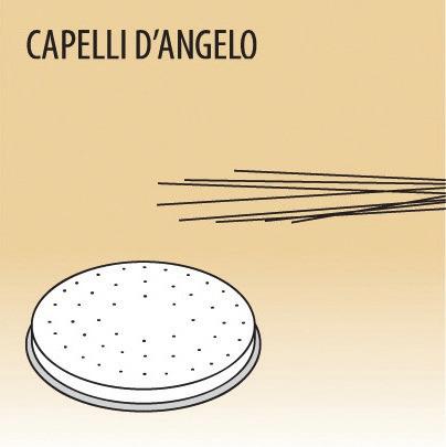 Matrize Capelli D'Angelo für Nudelmaschine 516002 bis 516004