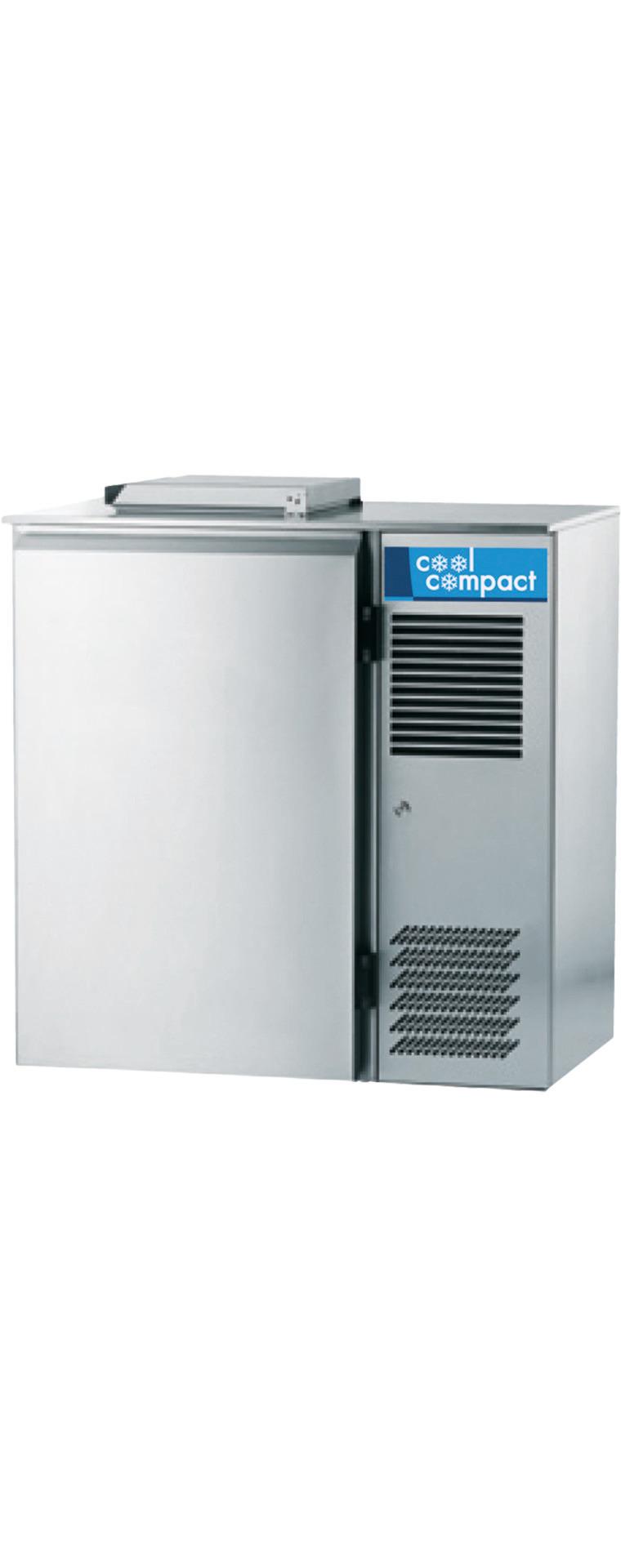 Abfallkühler für 1 x 120,00 l / 0,08 kW / zentralgekühlt