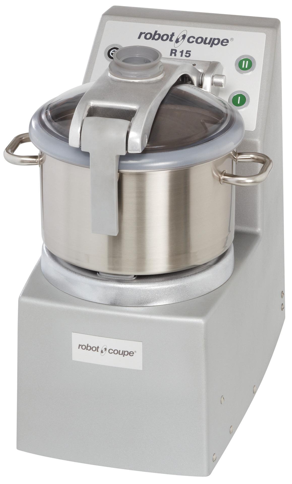 Vertikalkutter R-VAC 15,00 l /  R 15 SV / 400 V / 3,00 kW