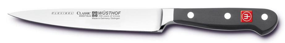 Filiermesser Klingenlänge 160 mm / 285 mm lang