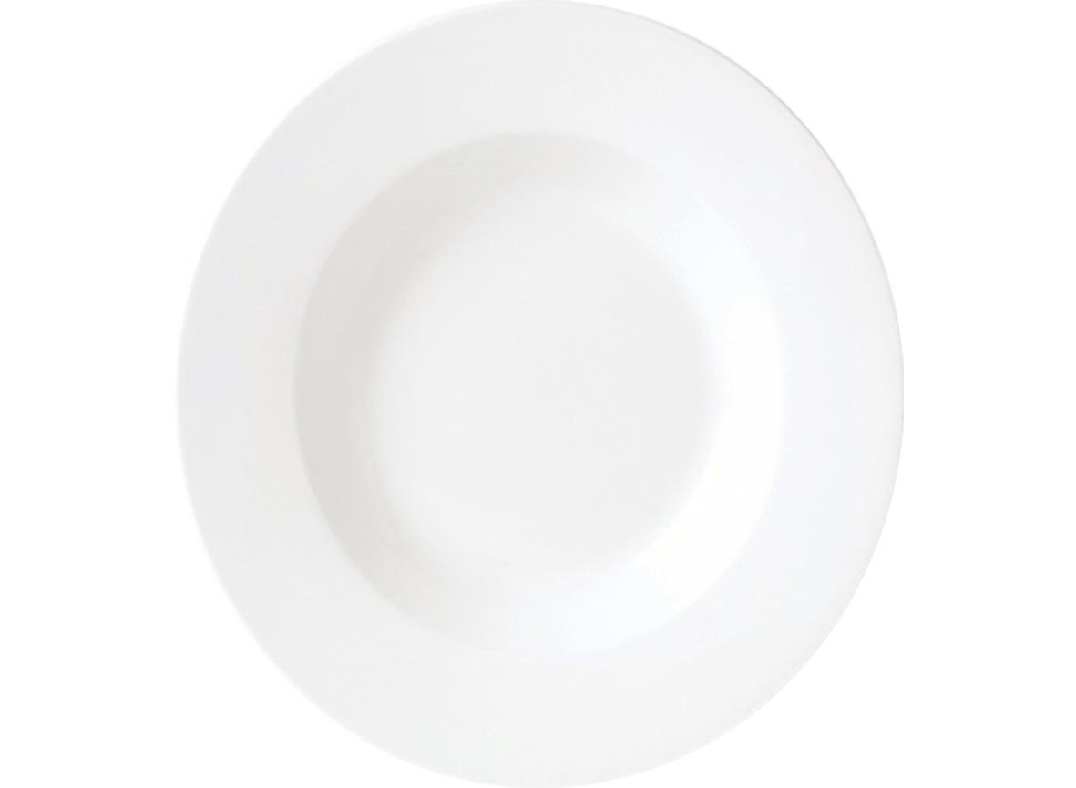 Pastateller 270 mm weiß
