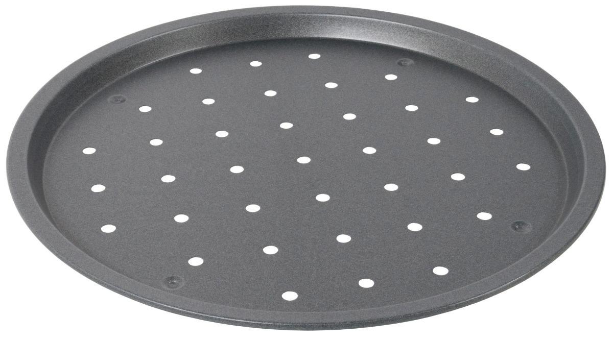 Antihaft-Pizzablech perforiert 350 mm PTFE antihaft-beschichtet