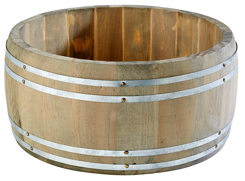Besteckbehälter Table Caddy rund 175 x 175 x 85 mm