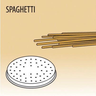 Matrize Spaghetti alla Chitapppa für Nudelmaschine 516002 bis 516004
