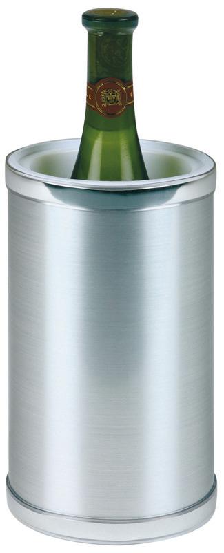 Flaschenkühler für 0,50 - 1,50 l Flaschen mit edlem Kunststoffmantel