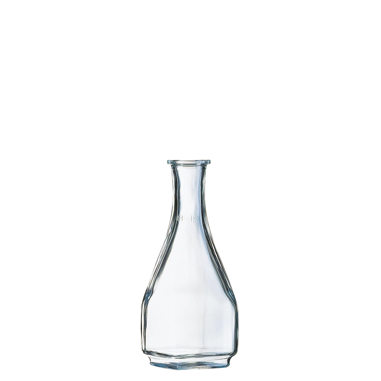 Glaskaraffe 92 mm / 0,50 l 0,50 /-/ PR transparent