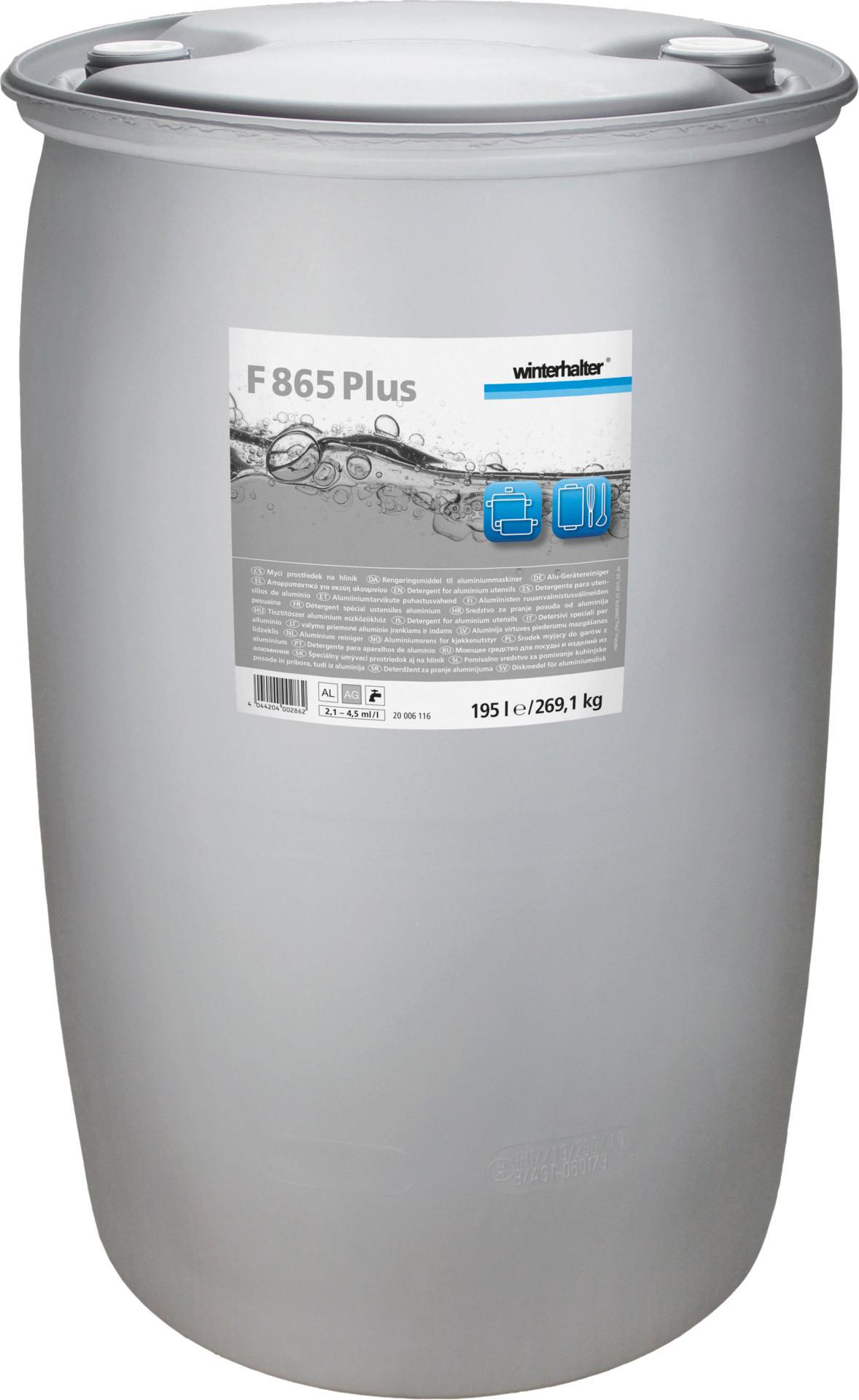 Alu-Gerätereiniger F 865 Plus / 269,00 kg Fass