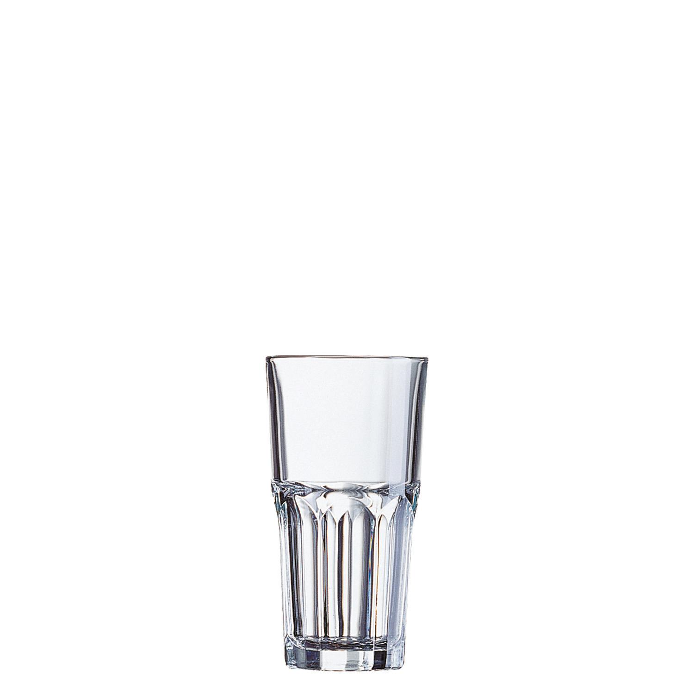 """Longdrinkglas """"FH31"""" stapelbar 74 mm / 0,31 l transparent"""