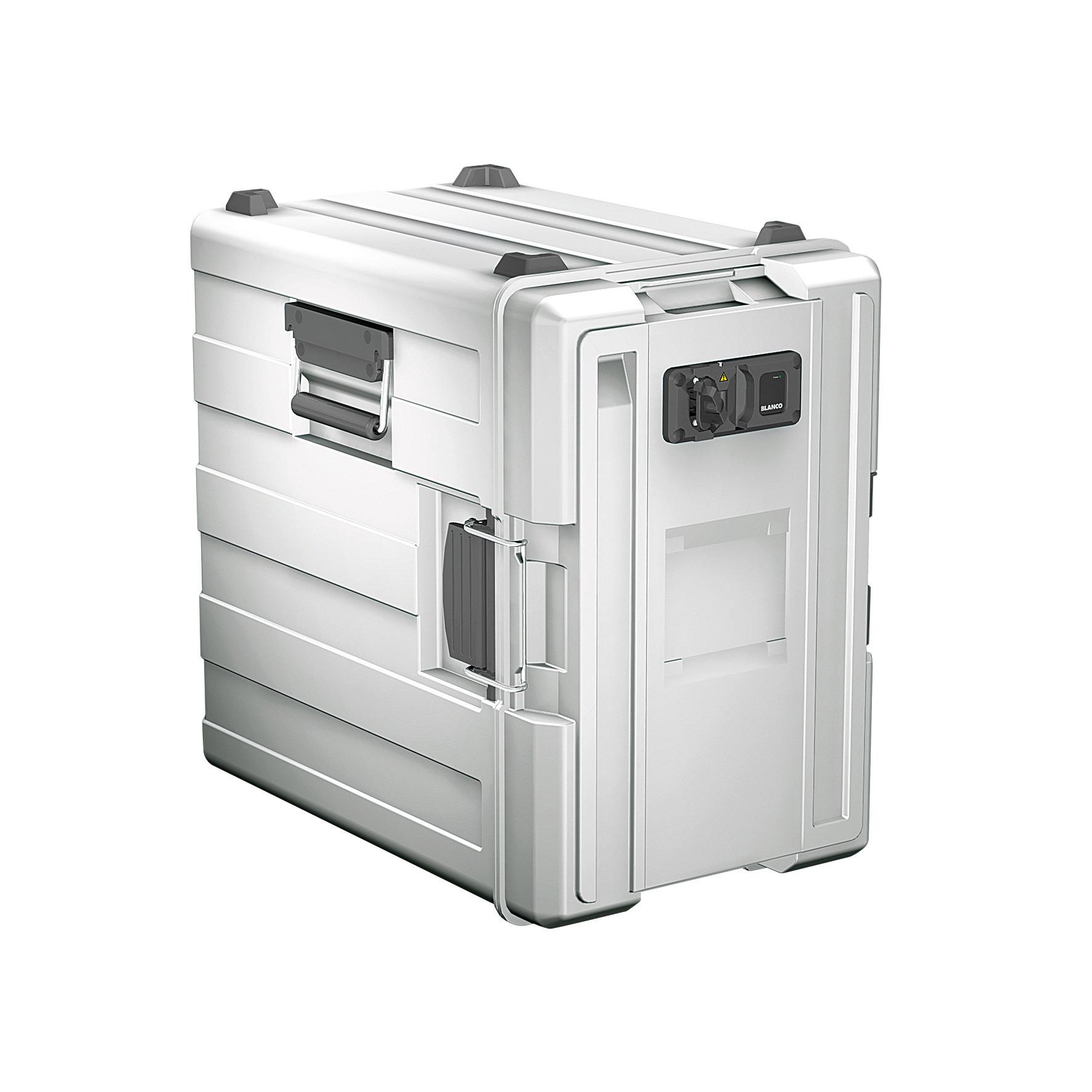 Blancotherm Frontlader Kunststoff / mit Temperaturregler / 3 x GN 1/1 /Flügeltür