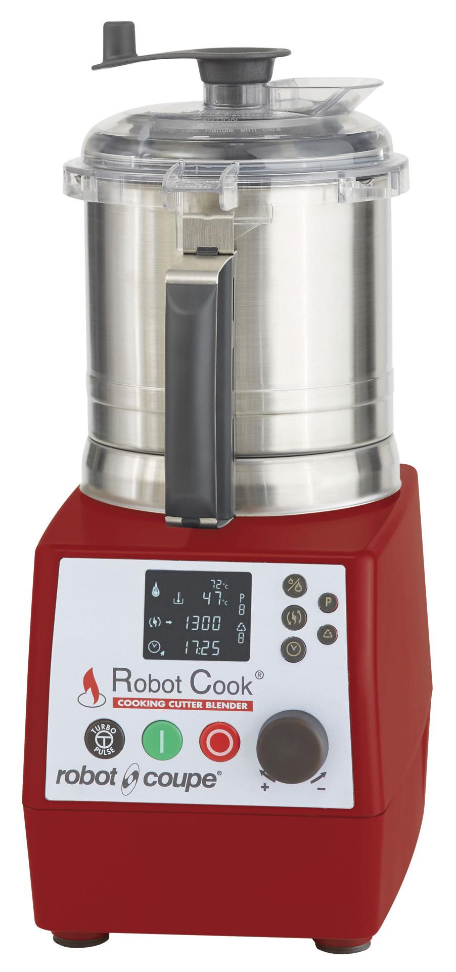 Kochender Kutter-Mixer Robot Cook /  230 V / 1,80 kW