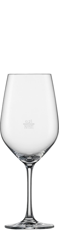 Wasser- / Rotweinglas 88 mm / 0,53 l 0,20 /-/