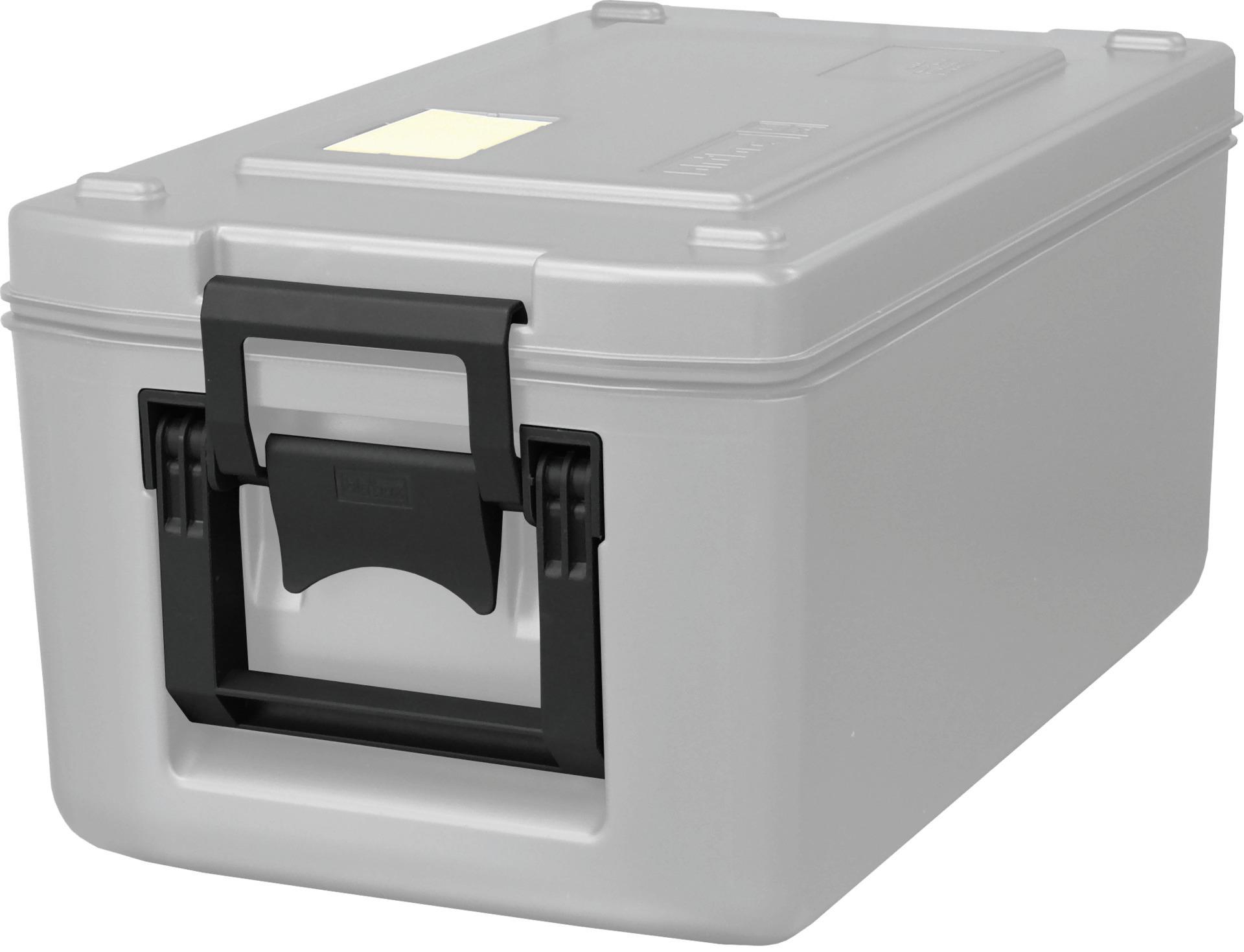 Transportbehälter 26 l lichtgrau 630 x 370 x 308 mm
