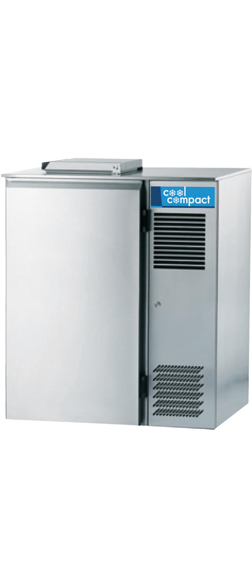 Abfallkühler für 1 x 240,00 l / 0,44 kW / steckerfertig
