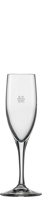 Sekt- / Champagnerglas 72 mm / 0,21 l 0,10 /-/