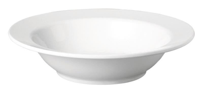 Schale / Pastateller 1,70 l / 455 mm weiß