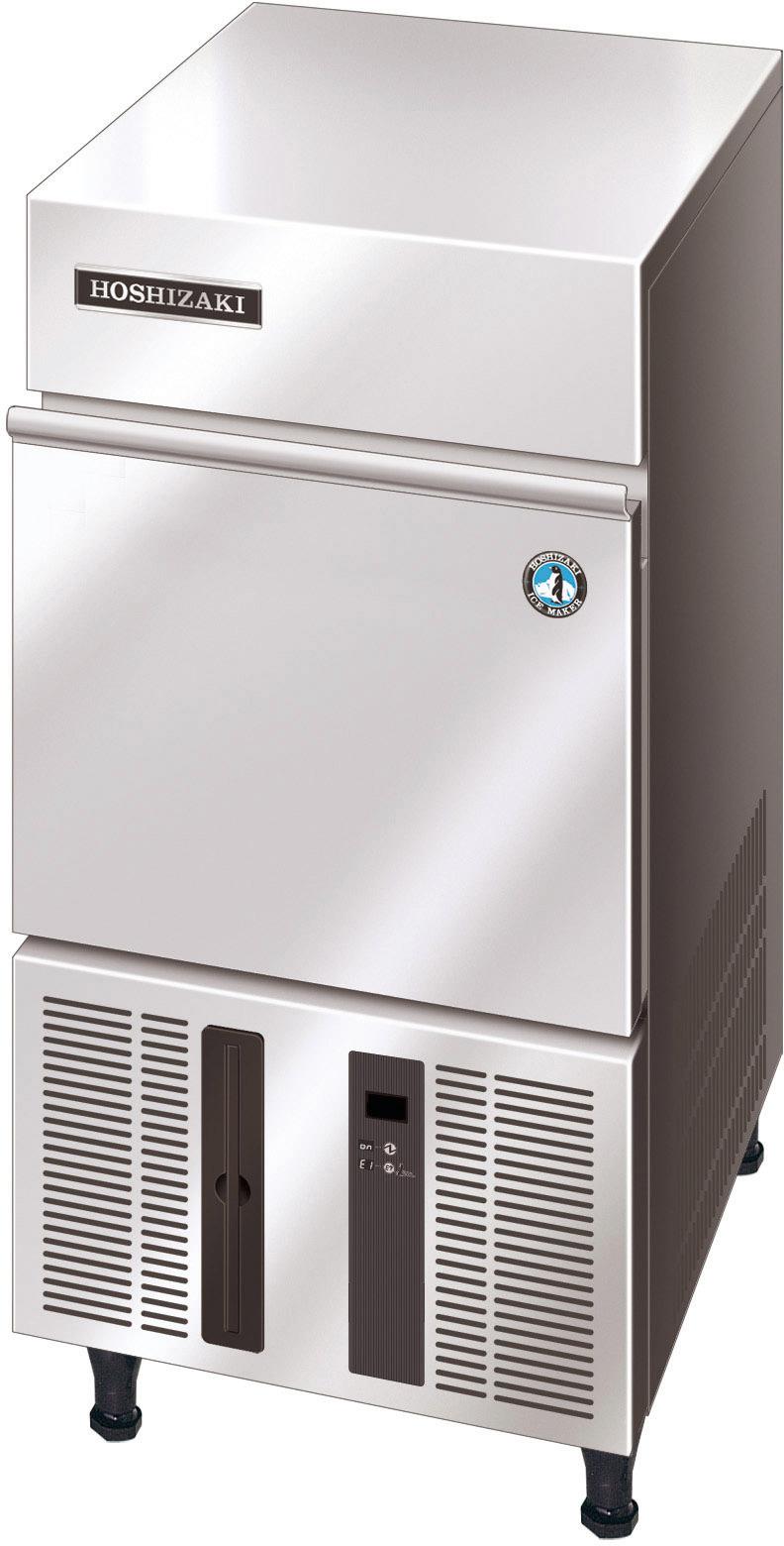 Eiswürfelbereiter 30,00 kg/24h /  11,50 kg Vorrat / Luftkühlung / L-Würfel