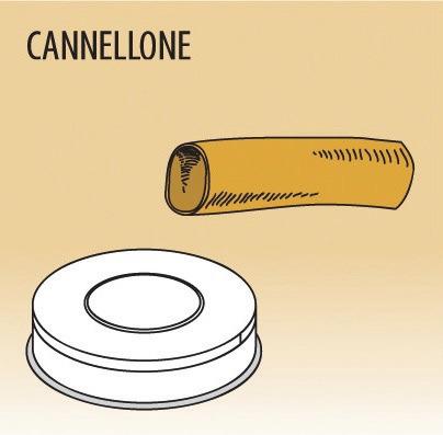 Matrize Cannellone für Nudelmaschine 516001