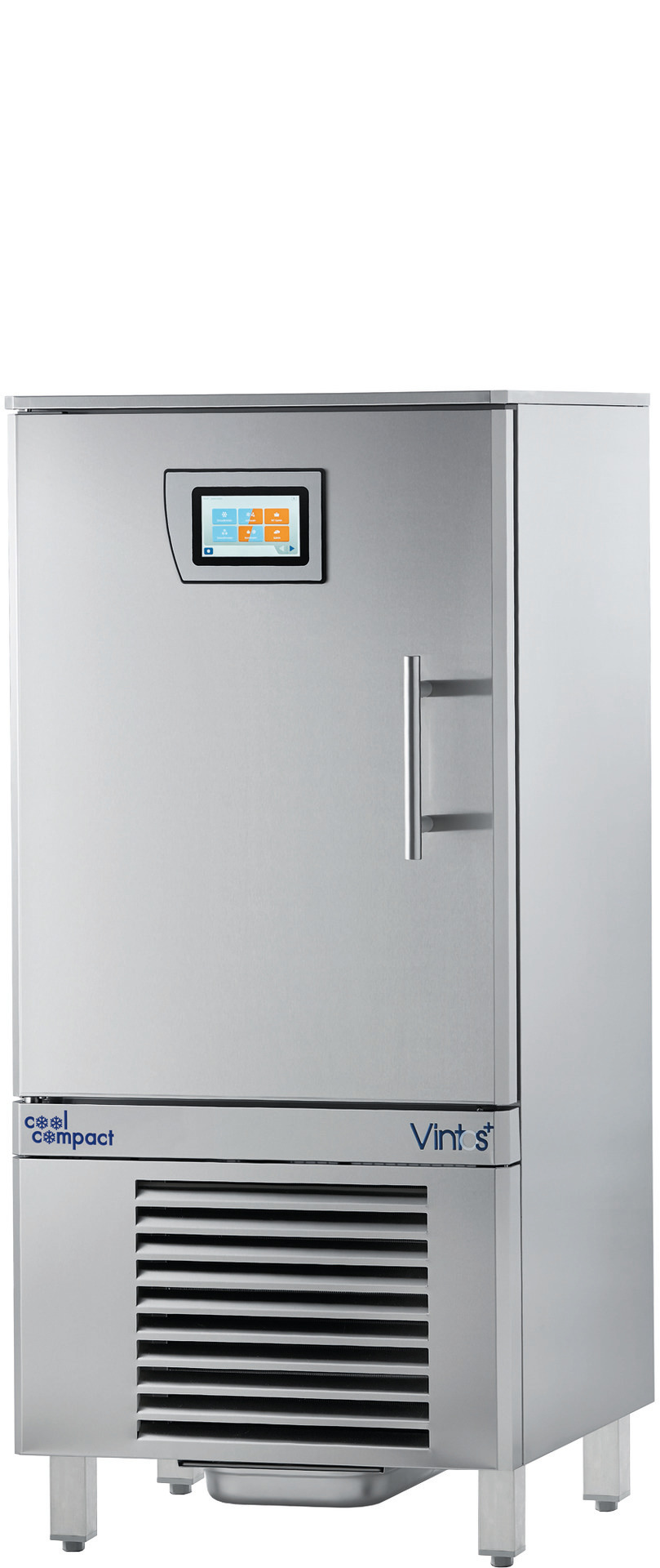 Schnellkühler / Schockfroster 10x GN 1/1 Quereinschub / zentralgekühlt