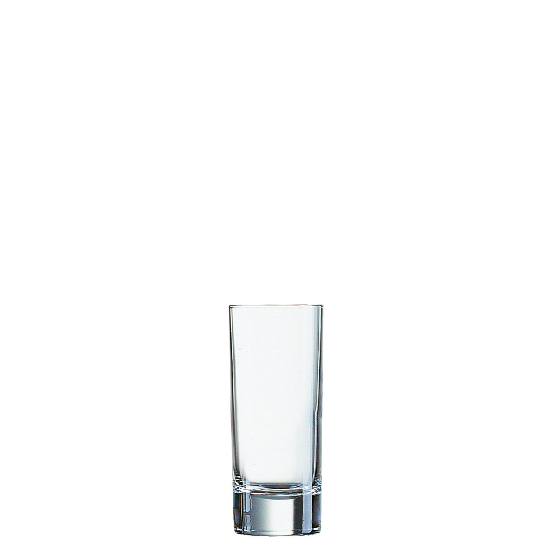"Longdrinkglas ""FH22"" 53 mm / 0,22 l transparent"