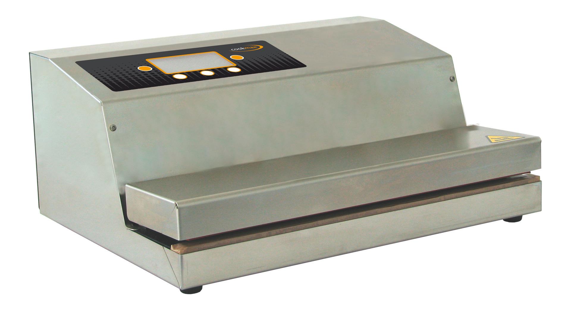 Vakuumiergerät 1,0 m³/h auto. Schweißung Schweißbalken 330 mm, 390 x 260 x 130 mm