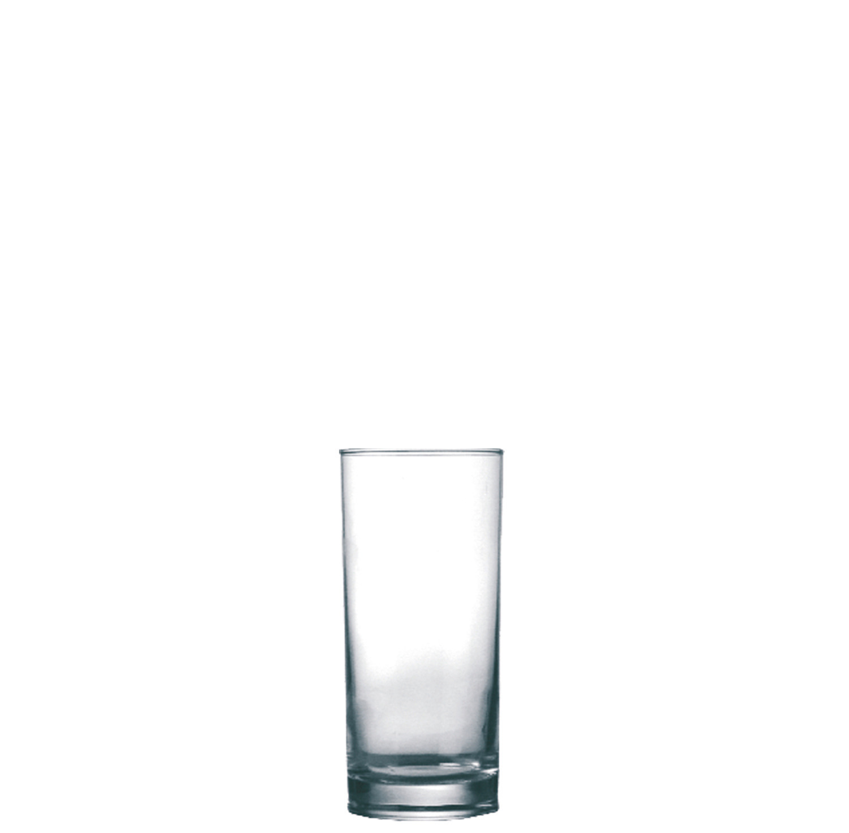Longdrinkglas 61 mm / 0,27 l 0,20 /-/ transparent