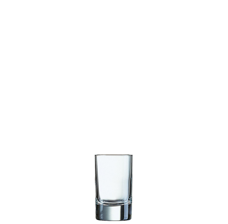 "Longdrinkglas ""FH10"" 51 mm / 0,10 l transparent"