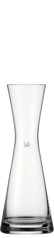 Karaffe 79 mm / 0,25 l 0,25 /-/