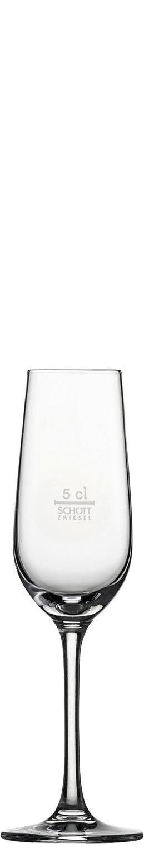 Sherry- / Proseccoglas 58 mm / 0,12 l 0,05 /-/