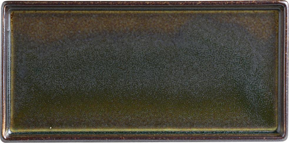 Platte rechteckig 160 x 75 mm Slate