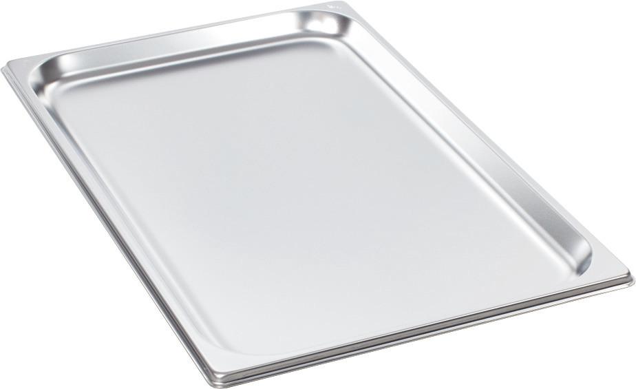 GN-Behälter GN 1/1 / 530 x 325 x 20 mm / Edelstahl