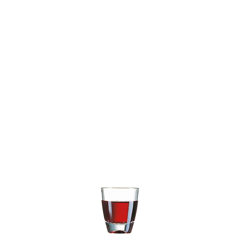 "Schnapsglas ""5"" 48 mm / 0,05 l transparent"