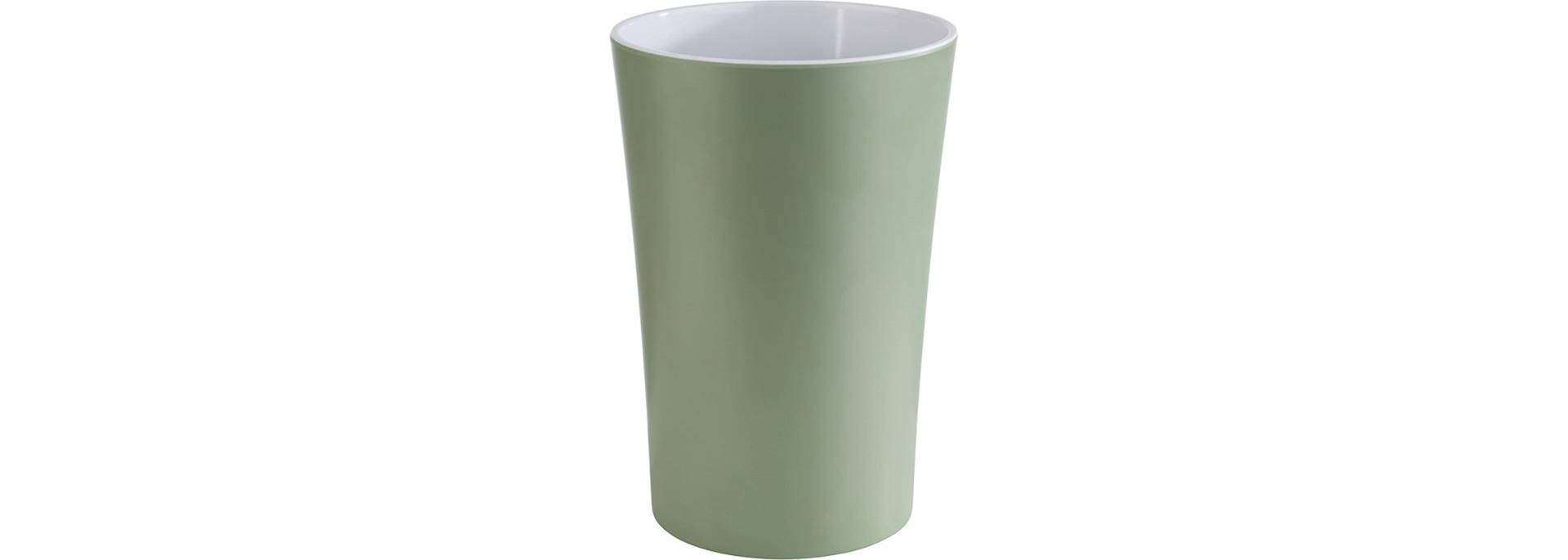 Dressingtopf 1,50 l / 130 x 130 x 195 mm Melamin grün