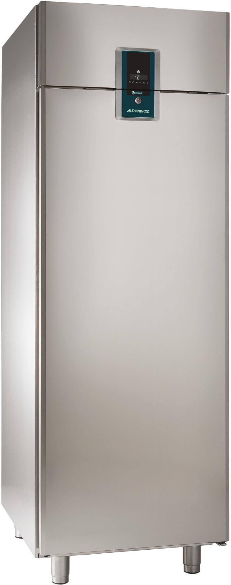 Umluft-Tiefkühlschrank 670,00 l /  für GN 2/1 / mit Volltür / steckerfertig