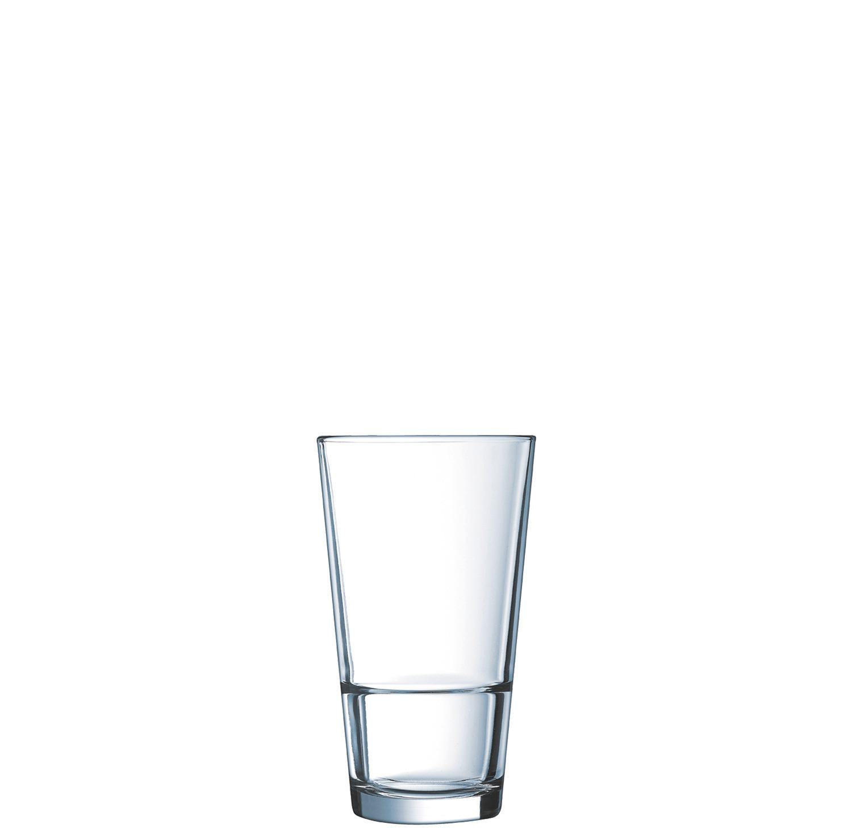 """Longdrinkglas """"FH35"""" stapelbar 78 mm / 0,35 l 0,30 /-/ transparent"""