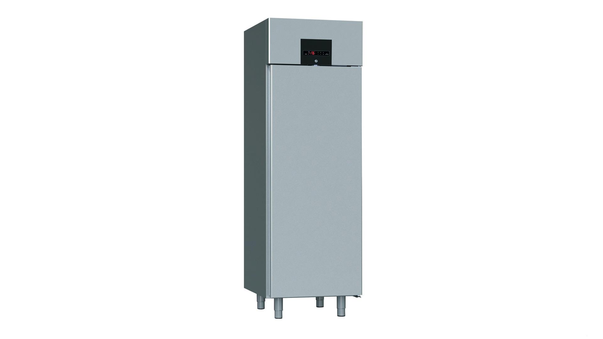 Hygiene-Kühlschrank 700 l mit geprägten Sicken 695 x 870 x 2100 mm