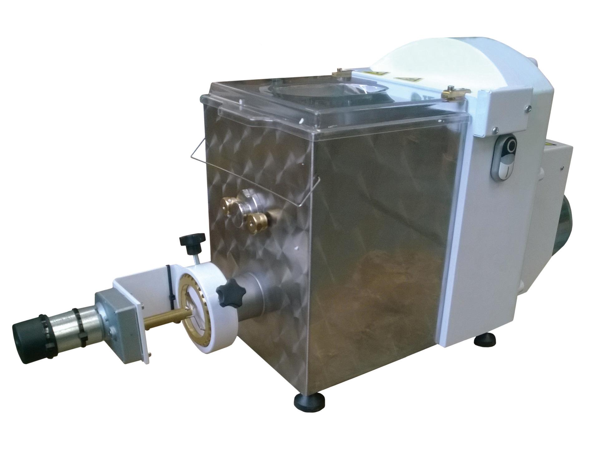 Nudelmaschine 2,5 kg mit Nudelschneider 260 x 600 x 560 mm